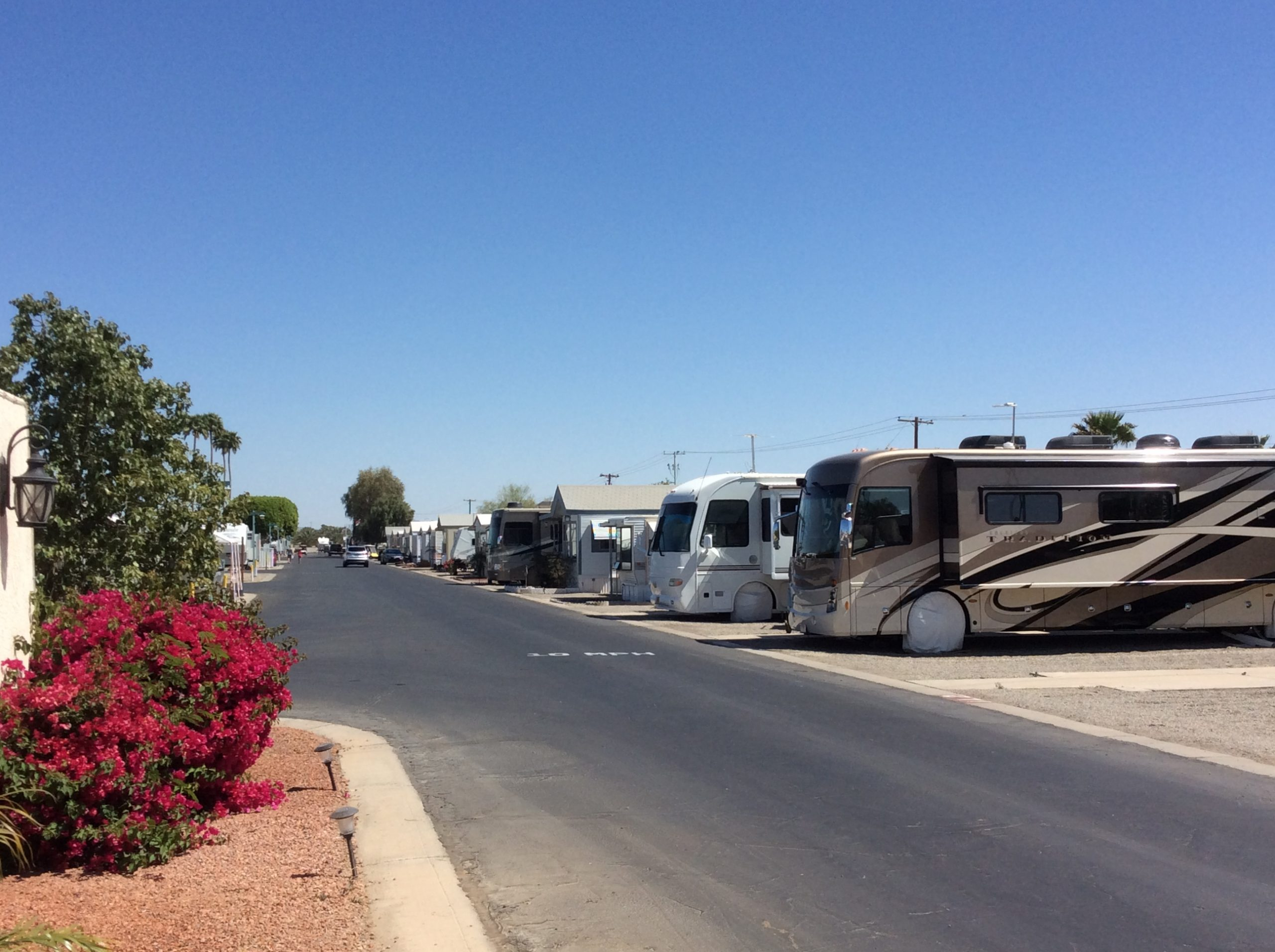 Villa Alameda RV Resort
