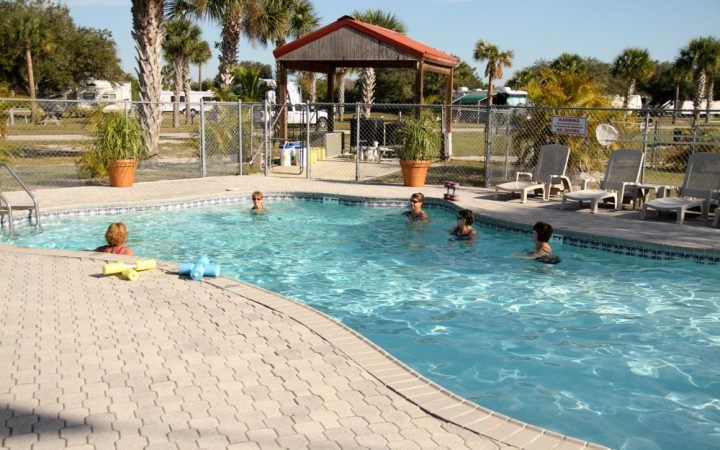 Big Cypress RV Resort & Campground - pool