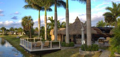 Accommodations at Aztec RV Resort