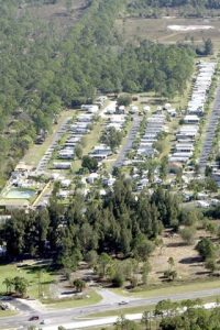 Sun N Shade RV sites