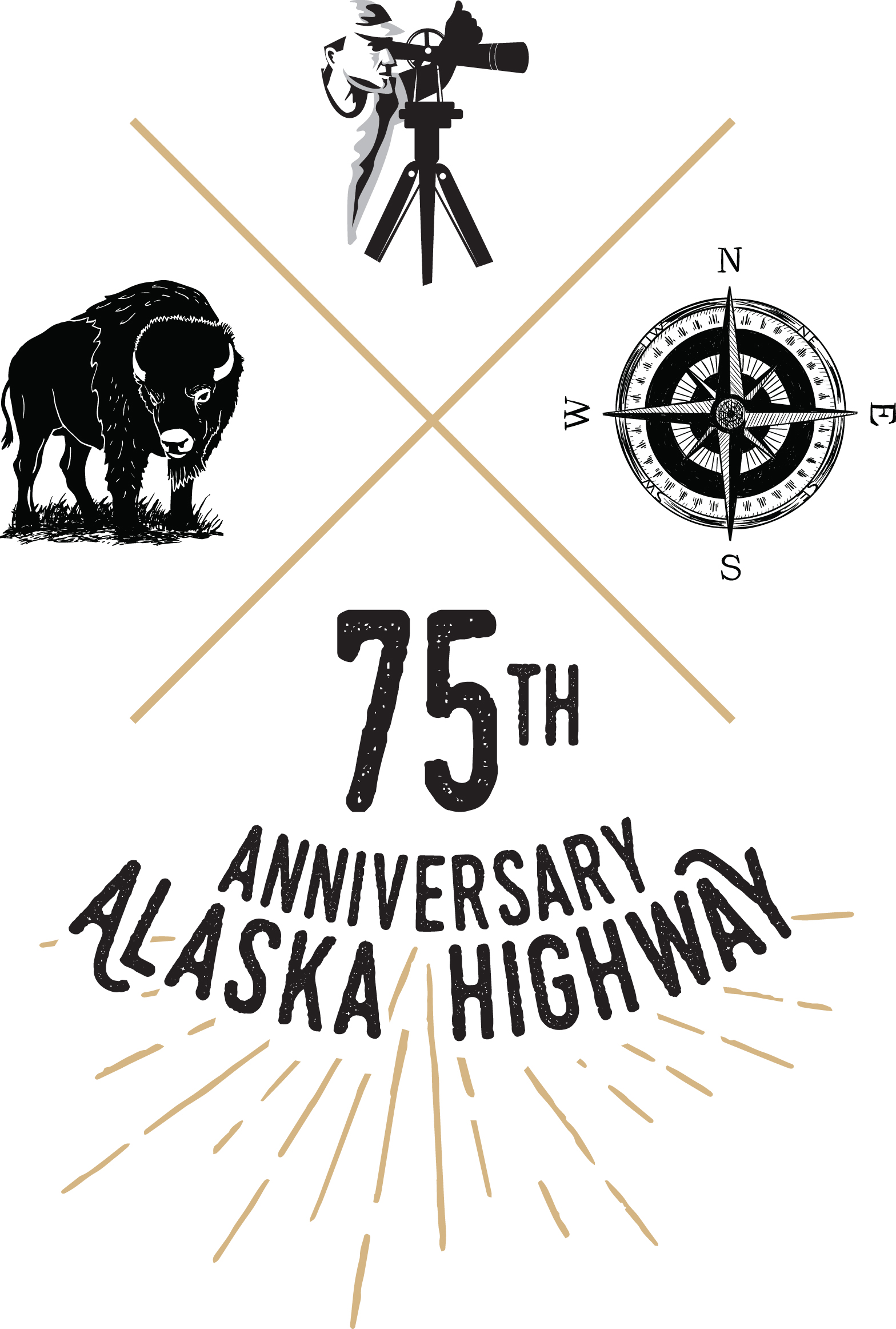 RV the Alaska Highway