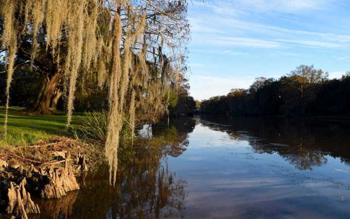 Bayou Teche, Iberia Parish, Louisiana