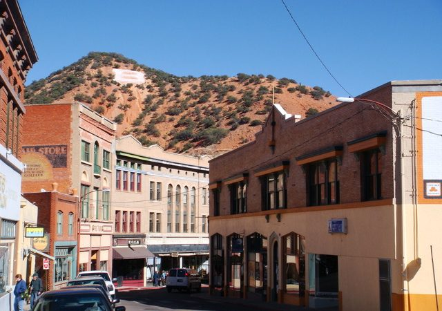 RV in Bisbee, Arizona