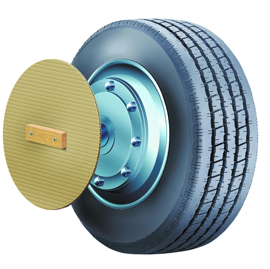 RV tire tip