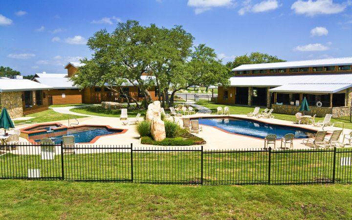 Texas Road Trip - La Hacienda Sun RV Resort