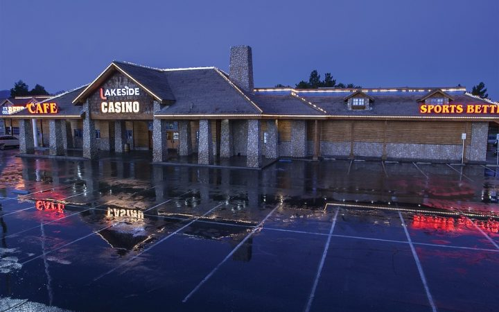 Lakeside Casino exterior