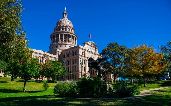 Texas road trip - Austin Capitol Building, Austin Texas