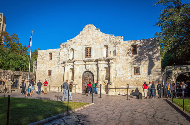 Texas Road Trip - The Alamo, San Antonio, Texas