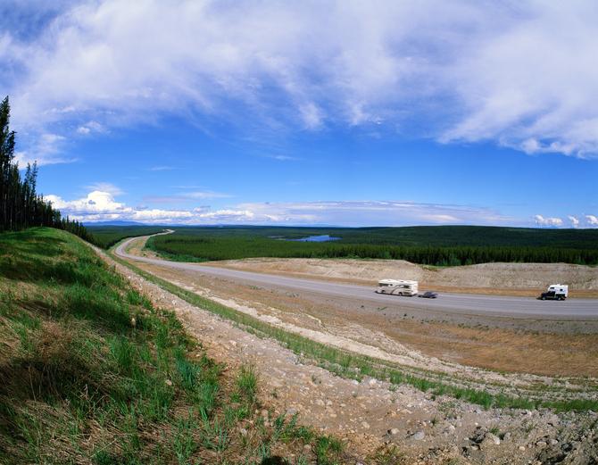 7 tips for RVing the alaska highway