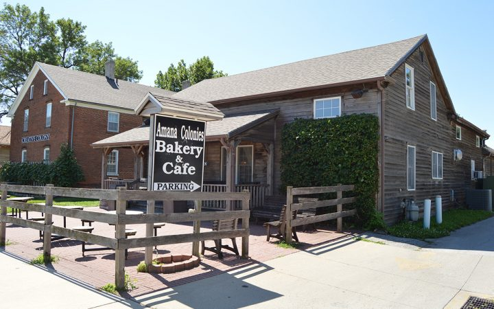 Amana Colonies - Bakery and Cafe