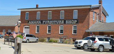 Amana Colonies - Furniture shop