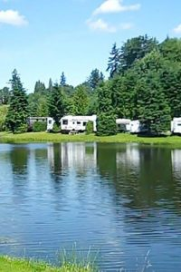 Lake Pleasant RV Park rv sites with lake
