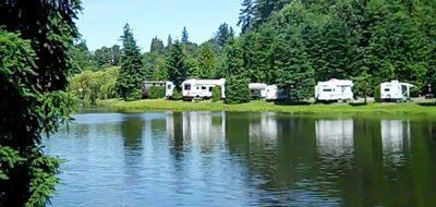 Lake Pleasant RV Park rv sites with lake