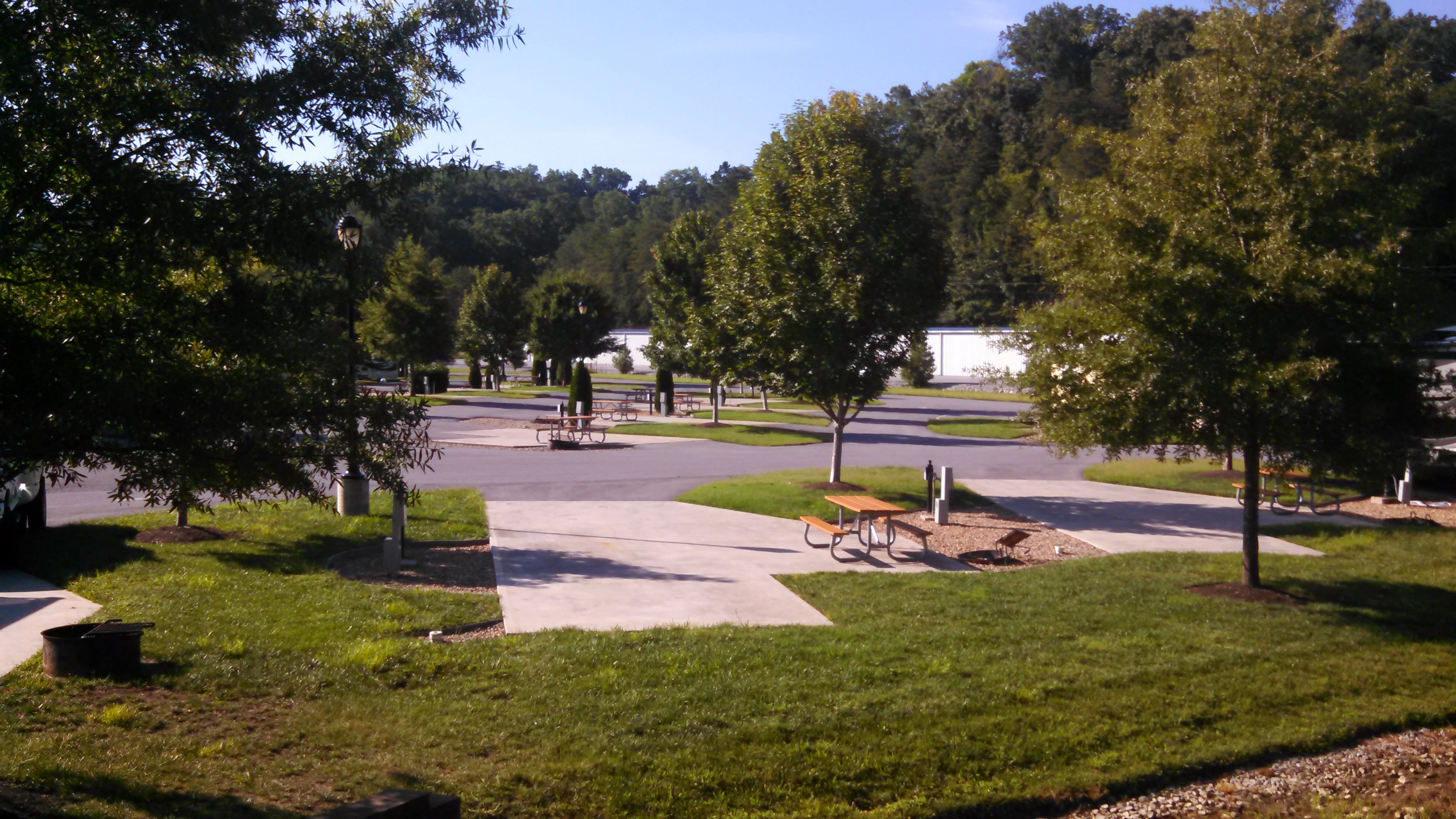 Pine Mountain RV Park by the Creek - RV pad