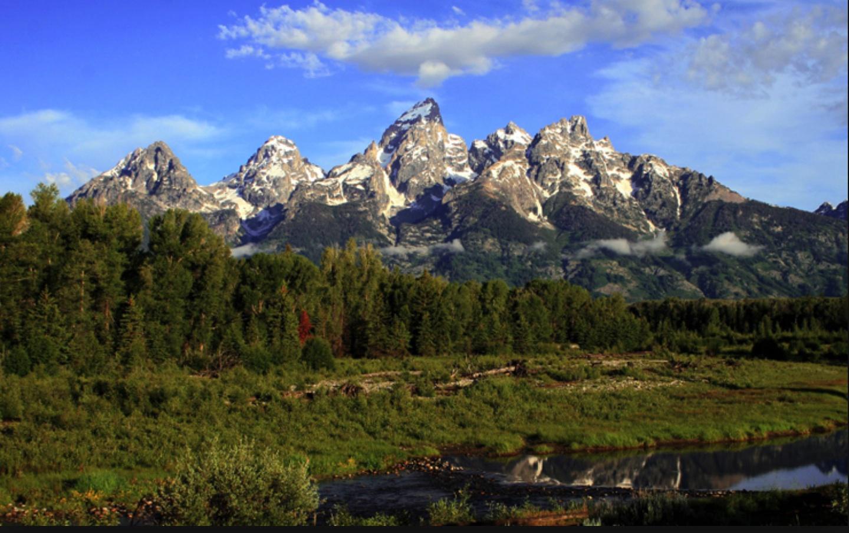 Buffalo, Wyoming - mopuntains