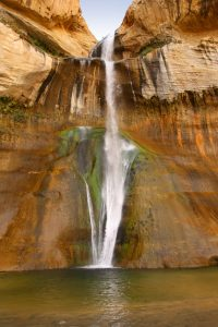 Lower Calf Creek Falls, Bryce Canyon