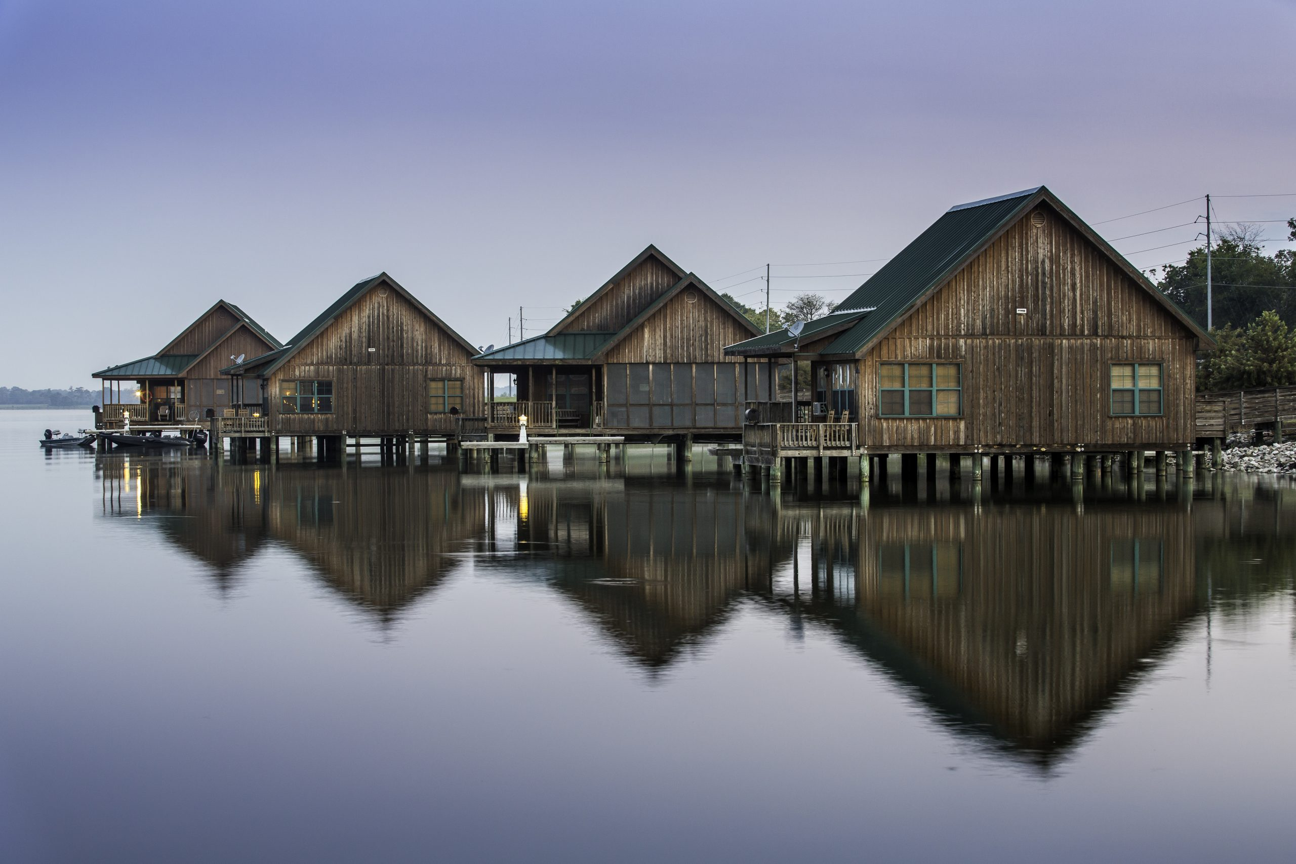 Louisiana State Parks, Monroe Poverty Point Reservoir
