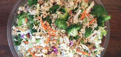 Picture of Ramen Noodle Slaw Salad