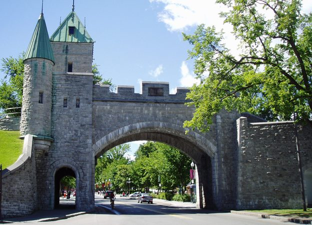 Quebec city says bonjour to RV travelers