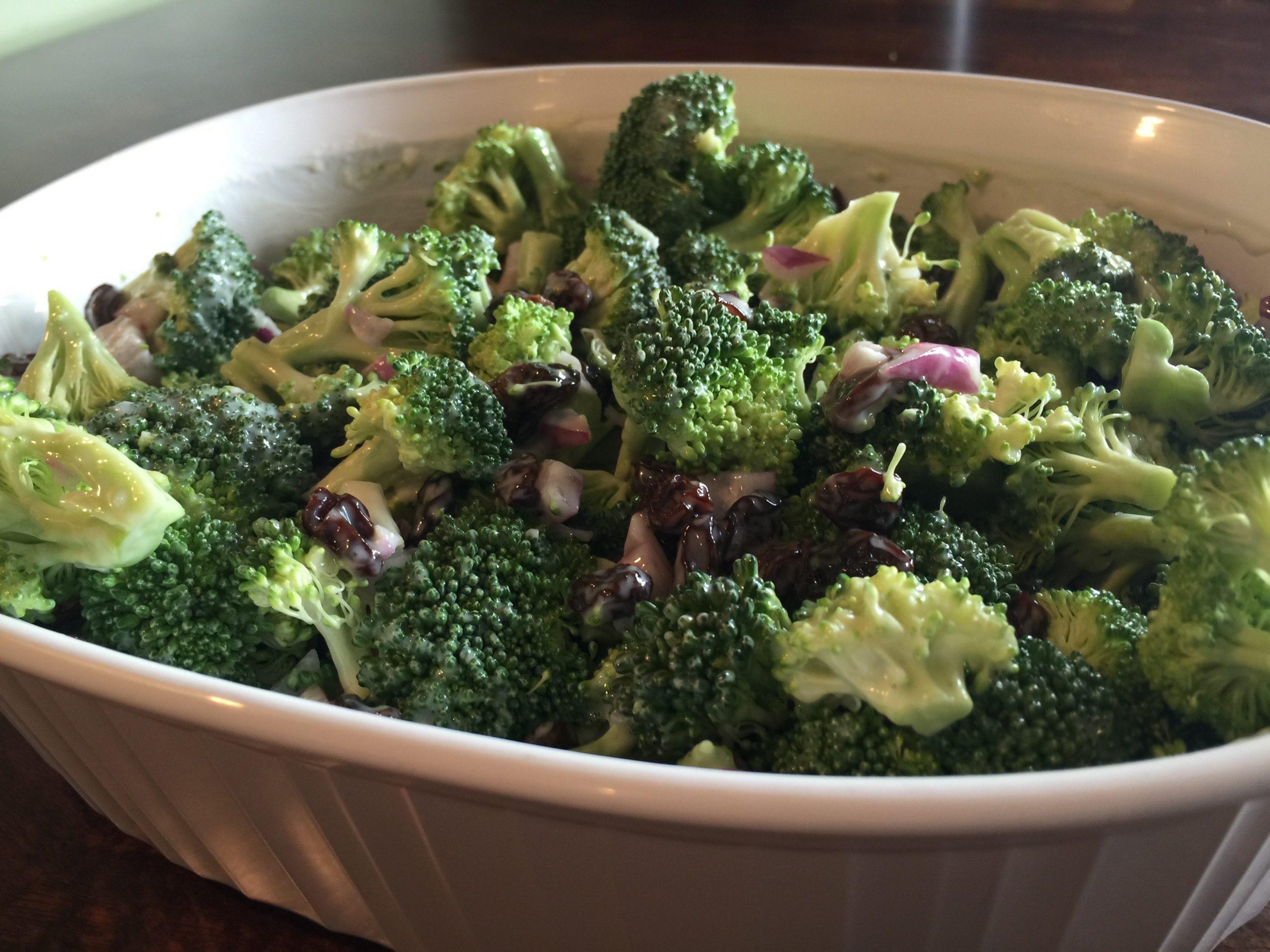 Photo of Broccoli Salad