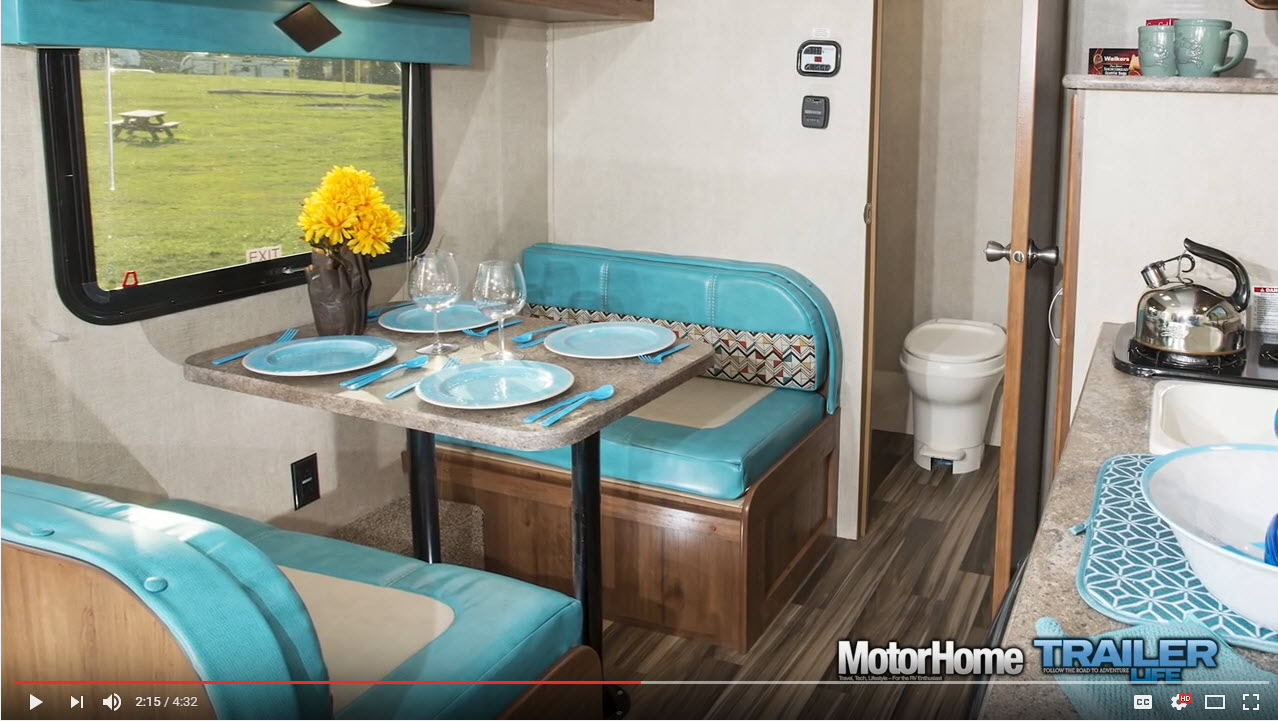 Video Serro Scotty Travel Trailer Review Good Sam