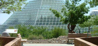 RV travel to Biosphere