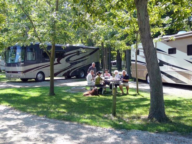 Campers Cove Campground-Rving Site