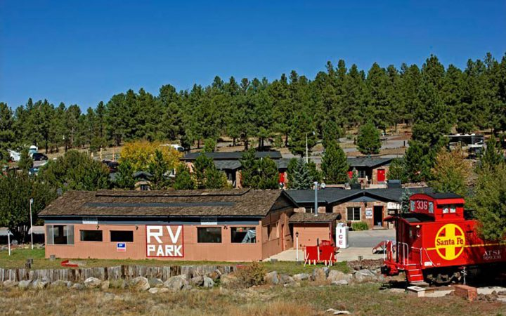 Canyon Motel and RV Park