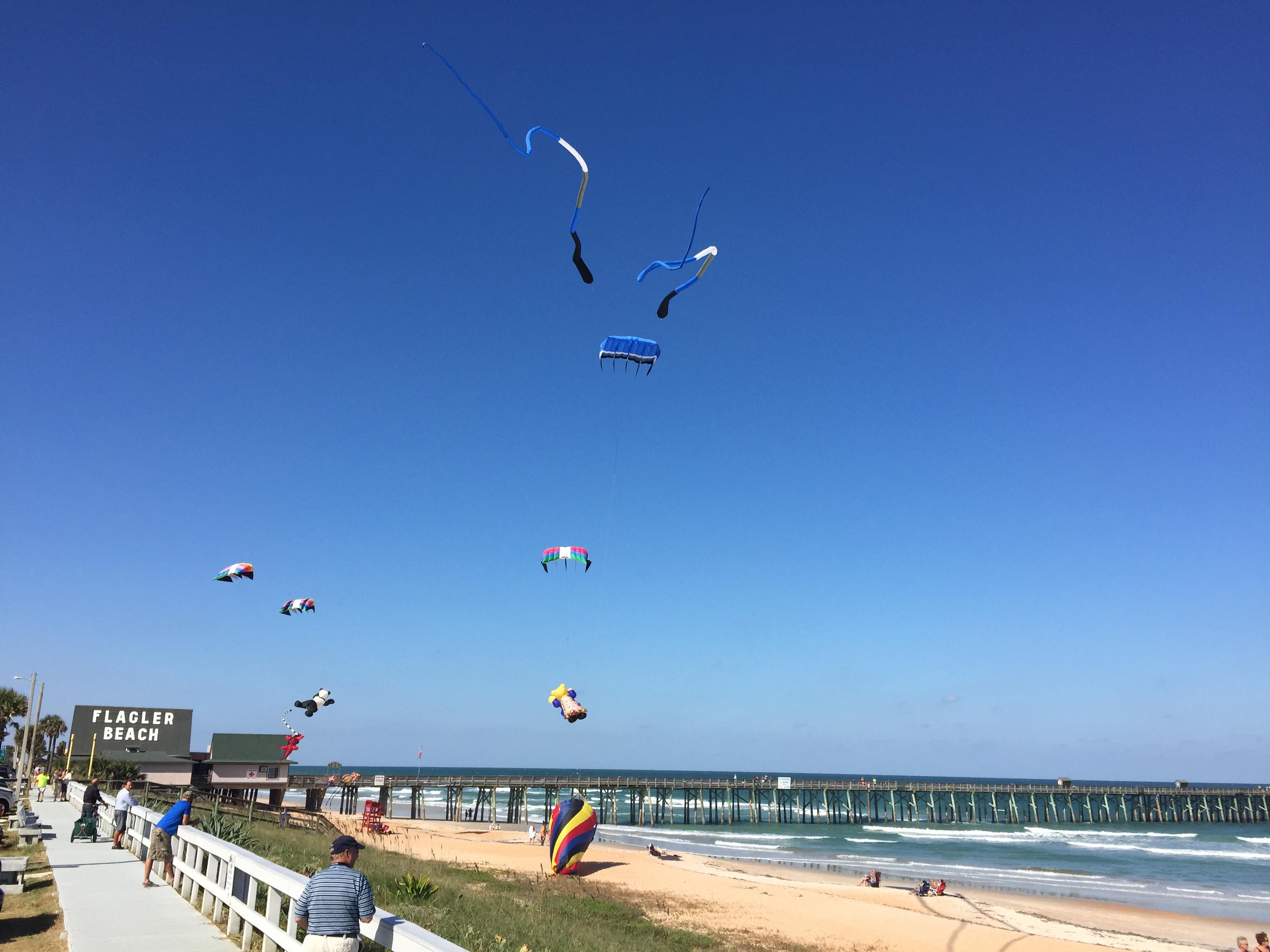 Flagler Beach Kites
