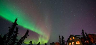 Northern Lights - Explore Fairbanks, Sherman Hogue