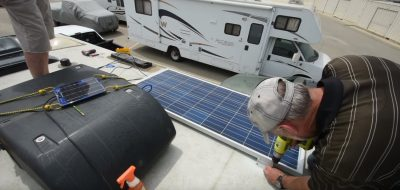 Zebra Solar installment video still