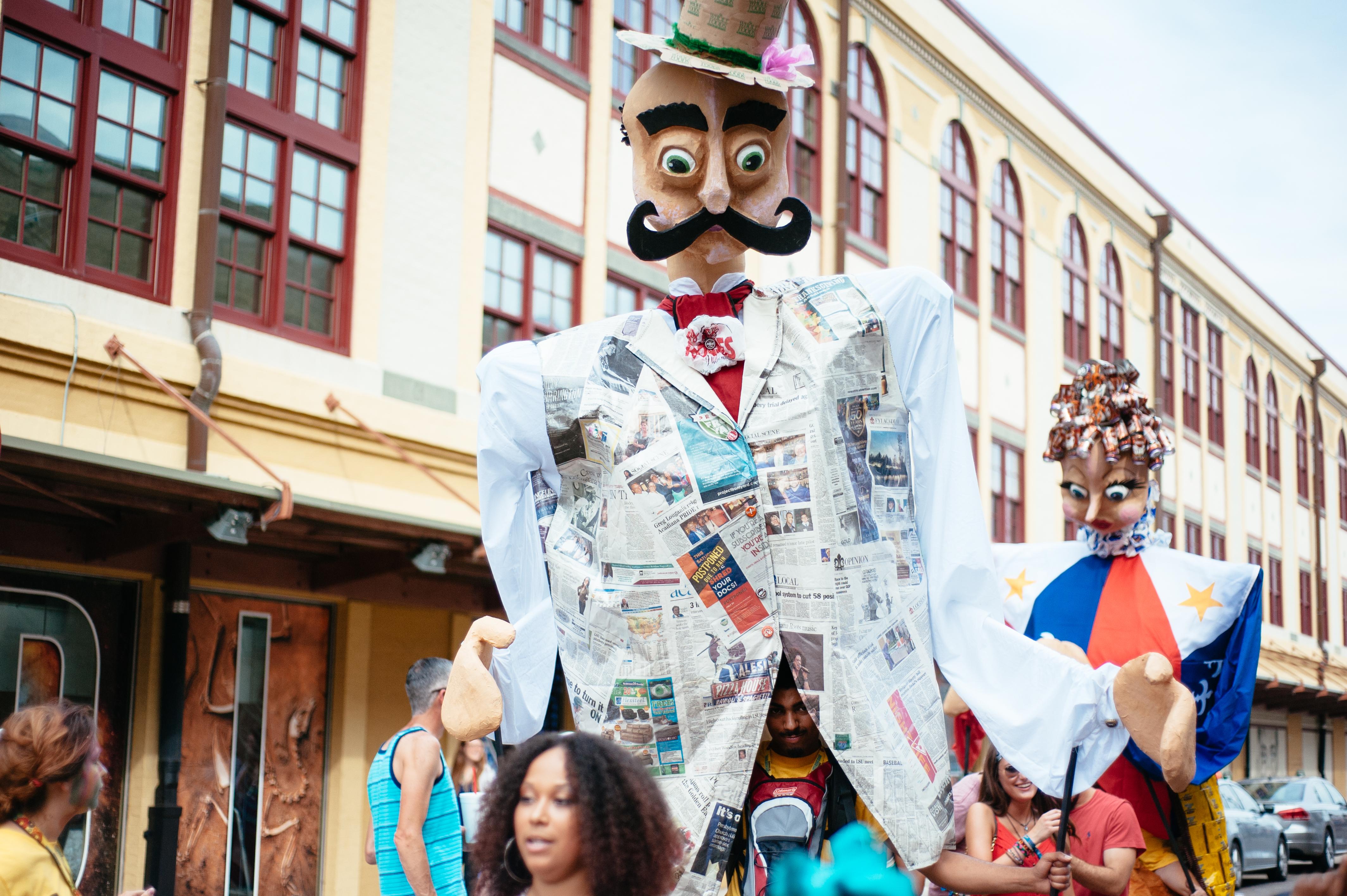 Lafayette - Festival International de Louisiane