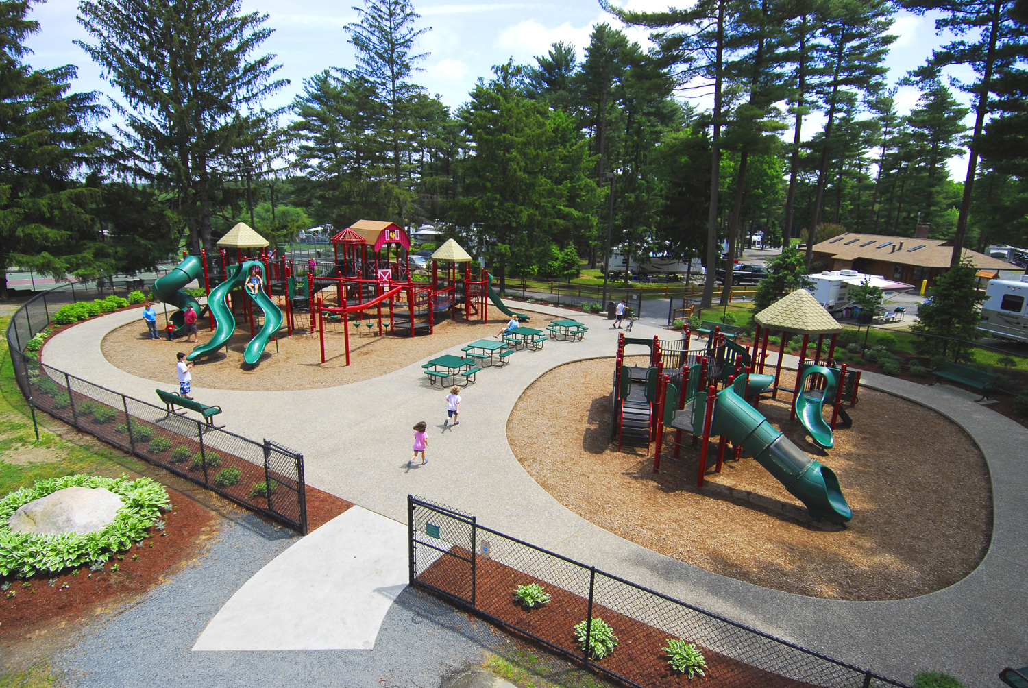 Normandy Farms - playground