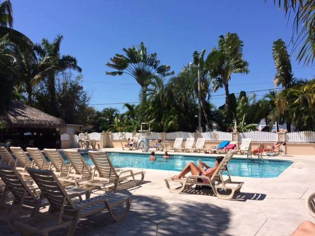 Boyd's Key West Campground - pool