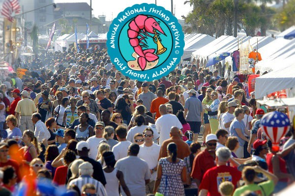 Buena Vista Coastal RV Resort - shrimp Festival