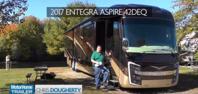 VIDEO Entegra Aspire review Trailer Life DIY