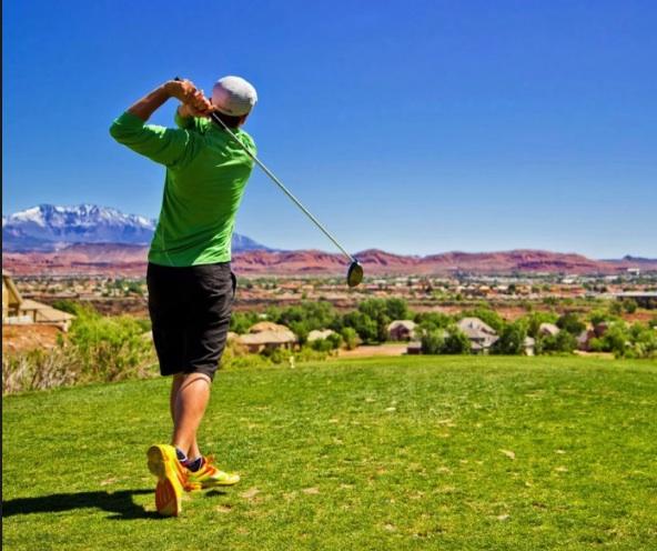 McArthur's Temple View RV Resort - golf course