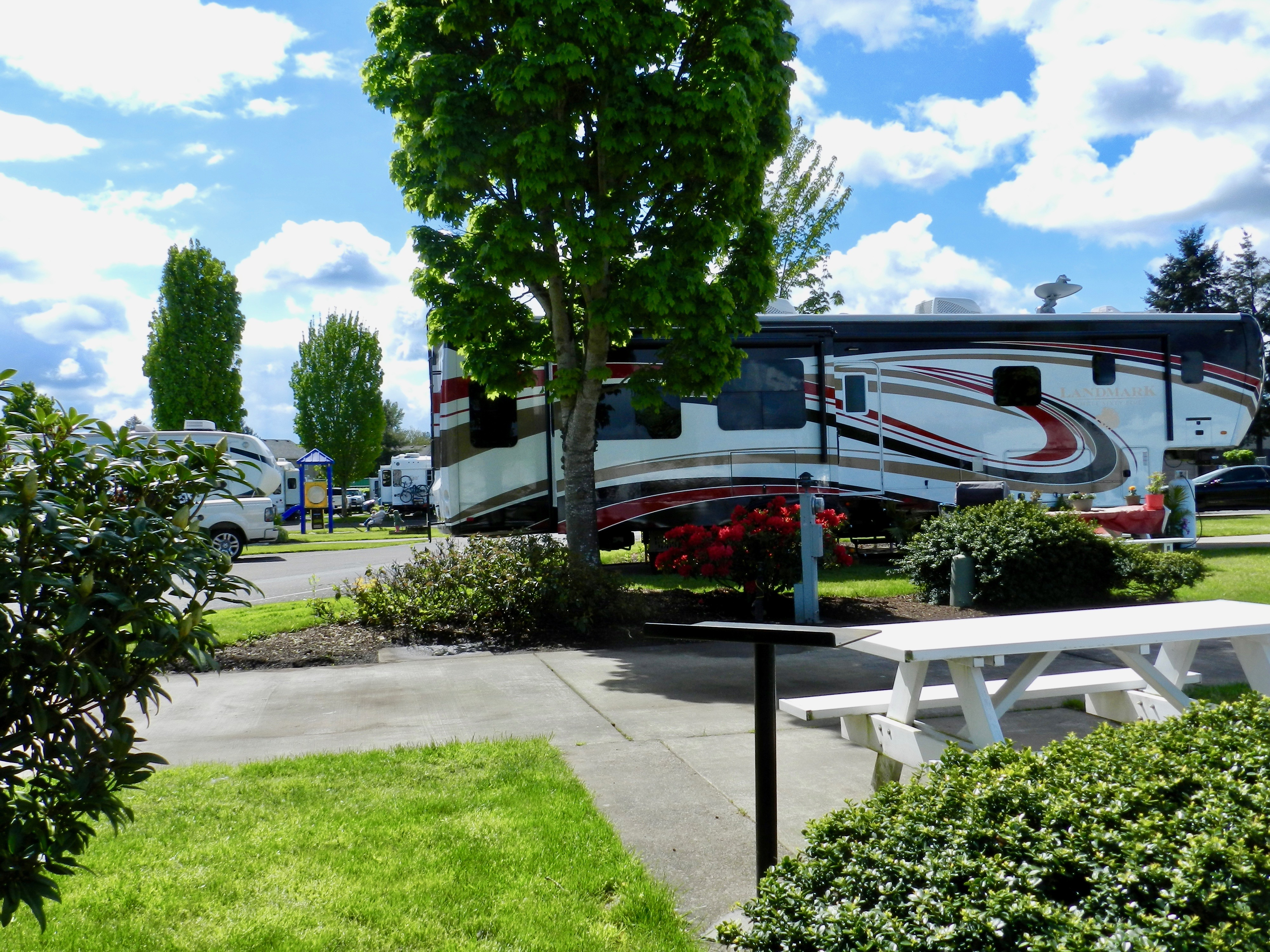 Top Rated Phoenix Rv Park Now Offers Covered Rv Storage