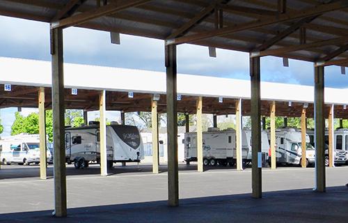 Phoenix RV Park RV Storage