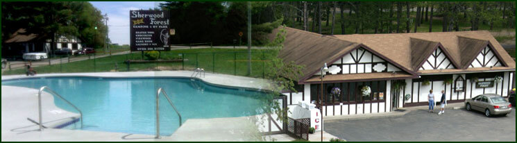 Sherwood Forest RV Park & Campground - pool