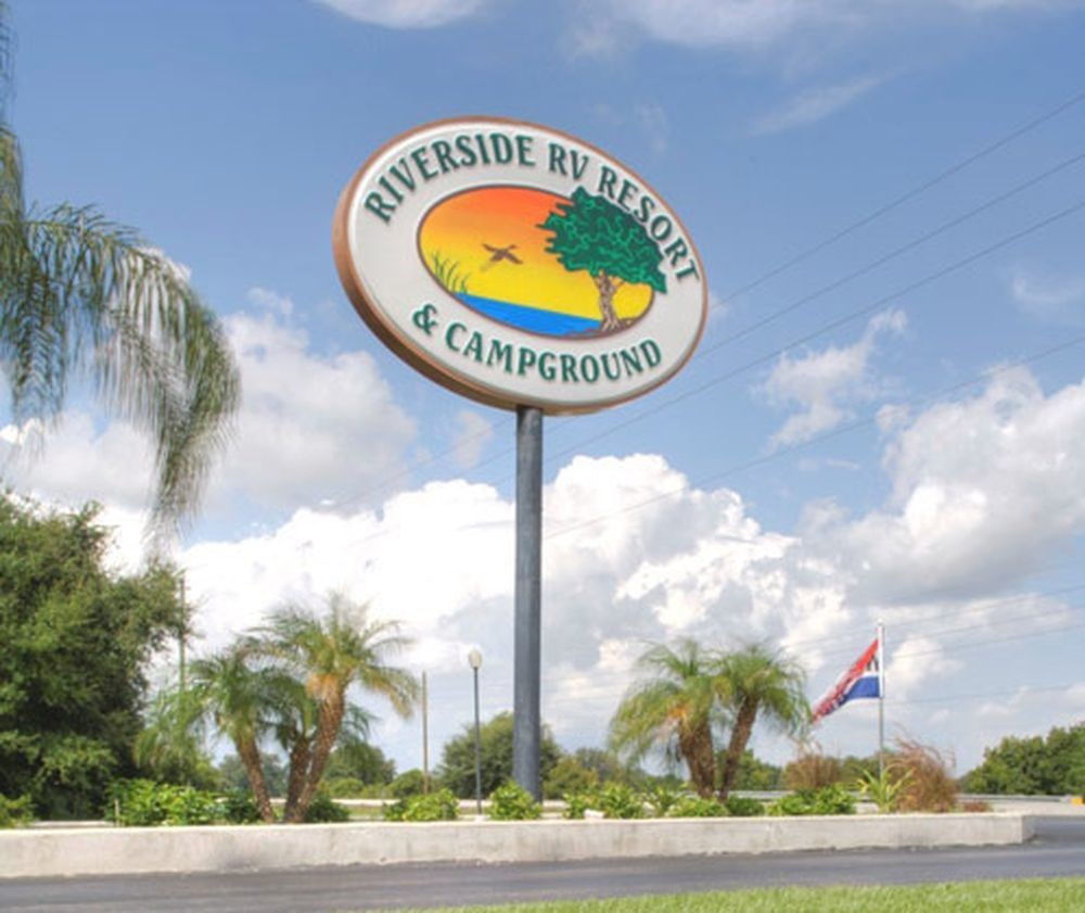 Riverside Rv Resort And Campground A Glimpse Of Paradise