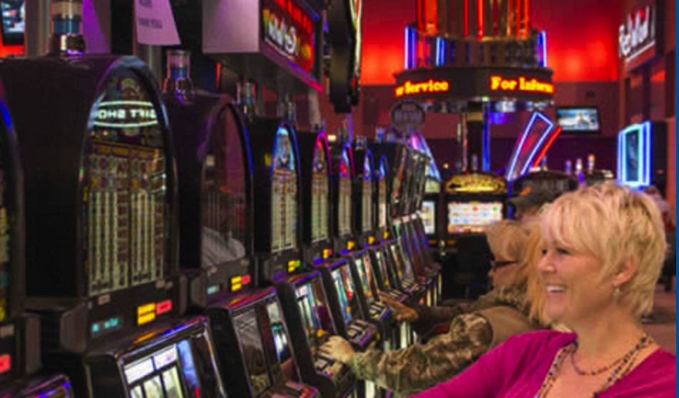 Wind River Casino - Slot machines
