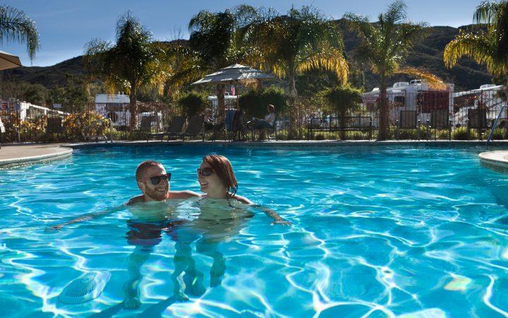 Pechanga RV Resort - pool