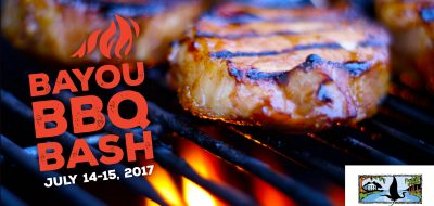 Annual Bayou BBQ Bash, Cajun Coast