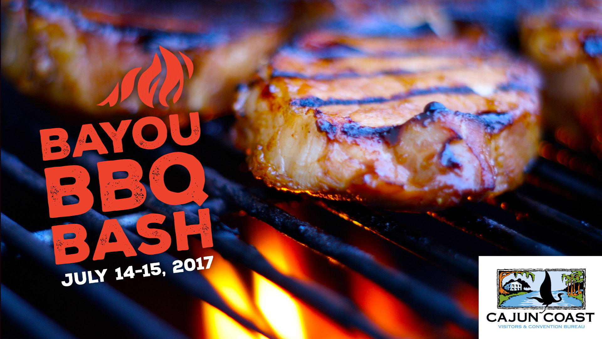 Annual Bayou BBQ Bash, Cajun Coast