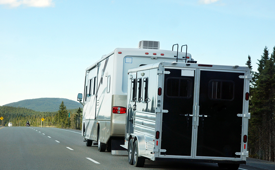 RV fuel consumption