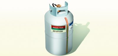 RV tech tips for LP gas