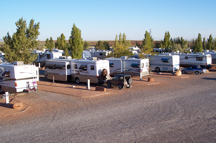 Meteor Crater RV Park - RV sites
