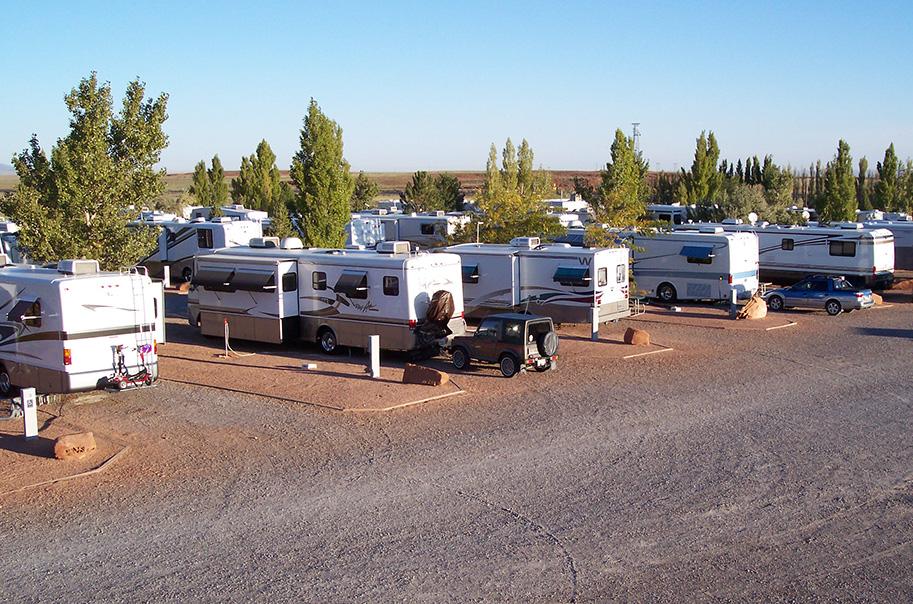 Meteor Crater RV Park - RV sites