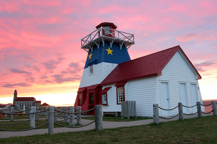 RV trip in New Brunswick